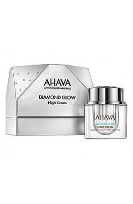 Ahava Diamond Glow luxury night cream with diamonds 50 ml
