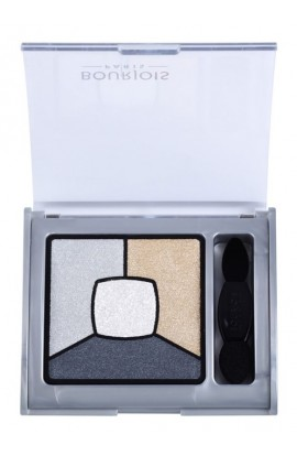 Bourjois, Smoky Stories, a variety of smoke eye shadows, 3.2 g, Hue: 09 Gray-Zy In Love