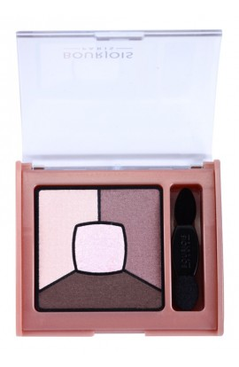 Bourjois, Smoky Stories, a variety of smoke eye shadows, 3.2 g, Hue: 15 Over Rose