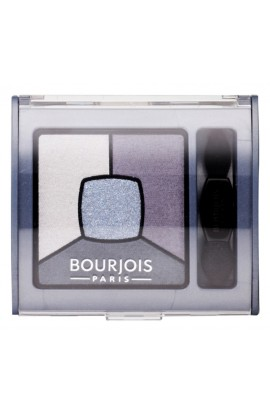 Bourjois, Smoky Stories, a variety of smoke eye shadows, 3.2 g, Hue: 08 Ocean Obsession