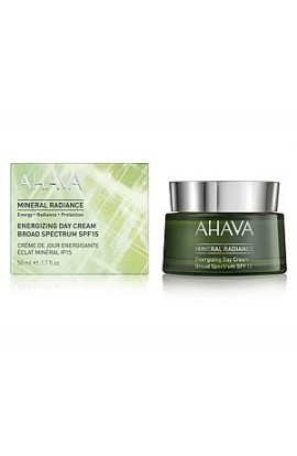 Ahava Mineral Radiance Energizing Day Cream Broad Spectrum SPF15 50 ml