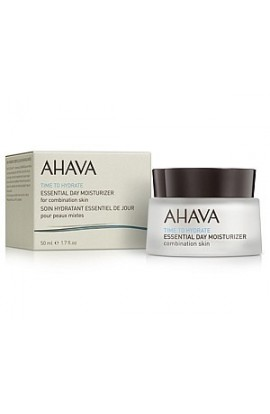 Ahava Time to Hydrate Essential Day Moisturizer cream for mixed skin 50 ml