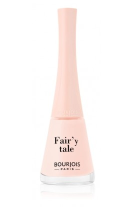 Bourjois, 1 Seconde, quick-drying nail polish, 9 ml, Hue: 014 Fairy y Tale