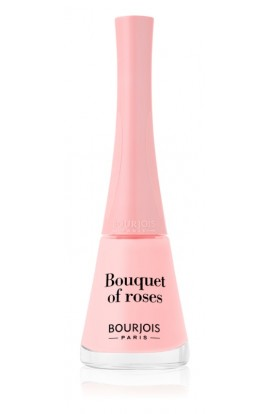 Bourjois, 1 Seconde, quick-drying nail polish, 9 ml, Hue: 013 Bouquet of Roses