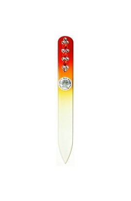 Fulgent World, Glass Nail file, Collection HELLO, PL HL12s-1006