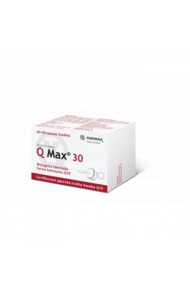 FARMAX, Q Max 30 mg, Q макс 30 мг, 30 + 30 tobolek