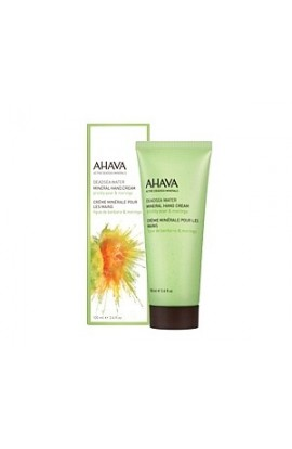 Ahava Mineral hand cream with opuncie and moringa 100 ml