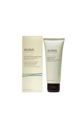 Ahava Age Perfecting  anti-aging and dark-skin hand cream SPF15 75 ml