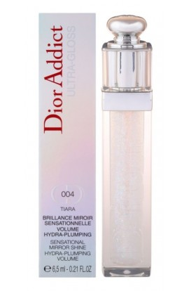 Dior, Dior Addict Ultra-Gloss, shine for hydration and lip volume, 6.5 ml, Hue: 713 Rouge Zinnia