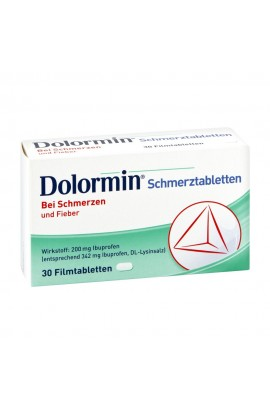 Dolormin painkillers (30 pcs)