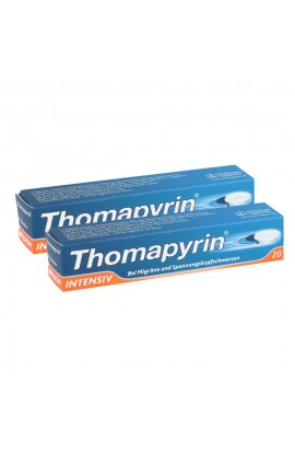 Thomapyrin INTENSIVE (2 x 20 pcs)