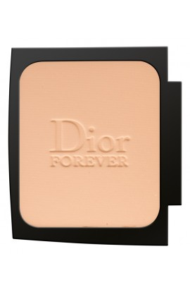 Dior, Diorskin Forever Extreme Control, dyeing powder make-up replacement cartridge, 9 g, Hue: 040 Miel Beige / Honey Beige