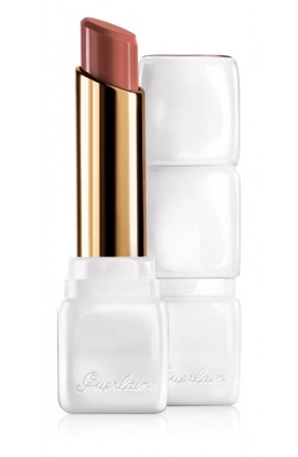 Guerlain, KissKiss Roselip, lip balm with moisturizing effect, 2.8 g, Hue: R372 Chic Pink
