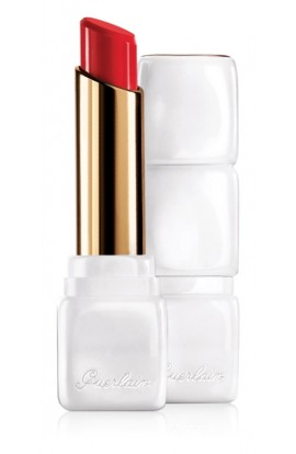 Guerlain, KissKiss Roselip, lip balm with moisturizing effect, 2.8 g, Hue: R329 Crazy Bouquet