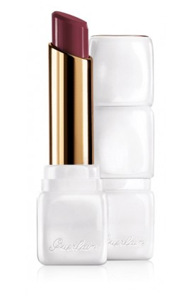 Guerlain, KissKiss Roselip, lip balm with moisturizing effect, 2.8 g, Hue: R374 Wonder Violette