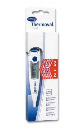 Hartmann Digital thermometer Thermoval rapid 925033