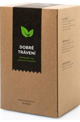 Herbal tea Good digestion 20 x 2 g Aromatica