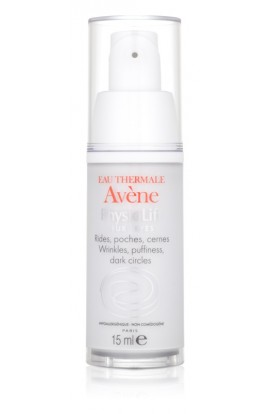 Avène, PhysioLift, eye cream against wrinkles, swelling and dark circles, 15 ml