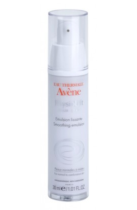 Avène, PhysioLift, smoothing daily deep-wrinkle emulsion, 30 ml