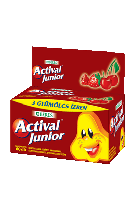Béres, ACTIVAL JUNIOR, 60 ks