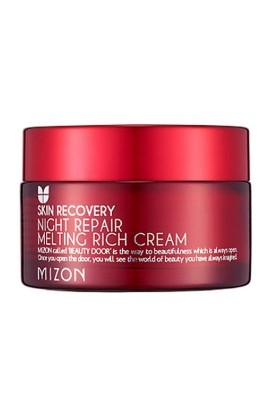 Mison Night Repair Melting Rich Cream Night Rejuvenating Care 50 ml