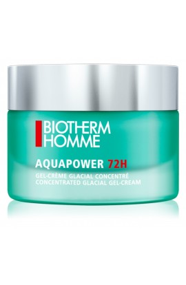 Biotherm Homme Aquapower moisturizing gel cream 72h 50 ml