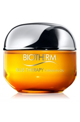 Biotherm Blue Therapy Cream-in-Oil Nutritive Recovery Cream for Normal and Dry Skin 50 ml