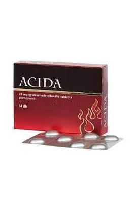 Aramis, ACIDA 20 mg, 14 pcs