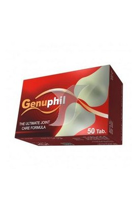 Eva pharma,GENUPHIL, Генуфил 50 TAB