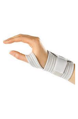 Sanomed Wrist banding 9010