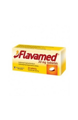 Berlin-Chemie, Flavamed (Ambroxol) 30 mg, 20 pieces