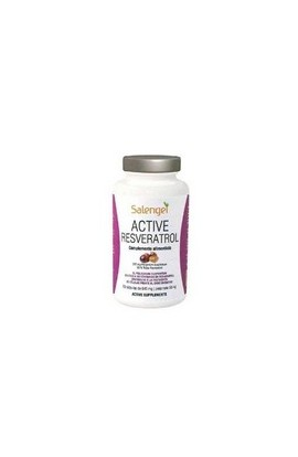 Salengel,ACTIVE RESVERATROL CAPS,Актив Ресвератол капс 60