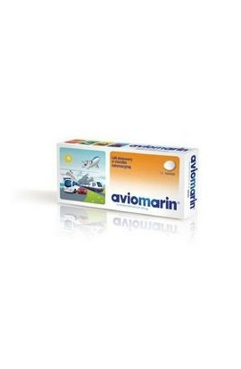 TEVA, AVIOMARIN 50MG, 10 pieces
