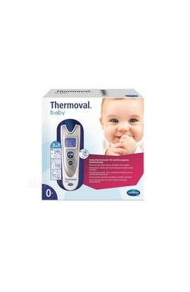 Hartmann Thermometer THERMOVAL Baby contactless infrared