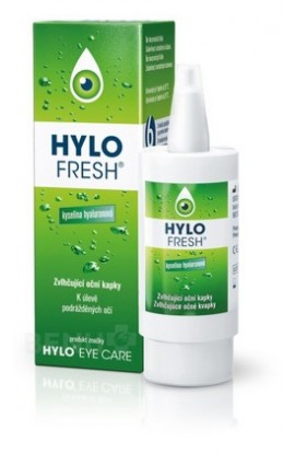 URSAPHARM Hylo Fresh 10 ml