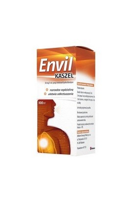 AFLOFARM, ENVIL KASZEL 30MG/5 ML, 100ML