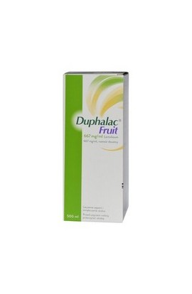 ABBOTT, DUPHALAC FRUIT 10 G/15 ML, 500 ML