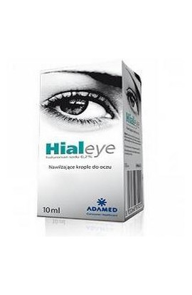 ADAMED, HIALEYE 0,2%, 10 ML