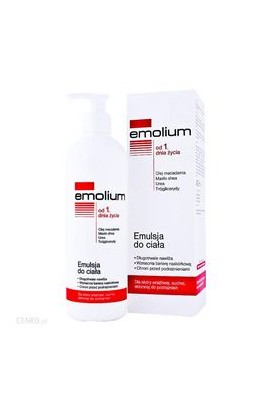 NEPENTES, EMOLIUM DERMOCARE For the body, 400ML