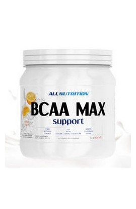 "ALLNUTRITION, BCAA Макс ""Апельсин"", BCAA Max Support Orange , 500g"