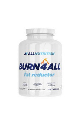 ALLNUTRITION, Burn4ALL, Burn4ALL, 100 шт