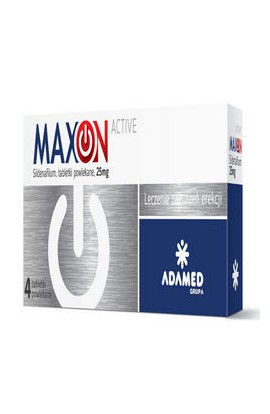 Adamed, Maxon Active, 4 PCs