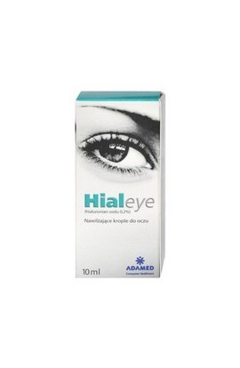 Adamed, HIALEYE 0,2%, 10ml
