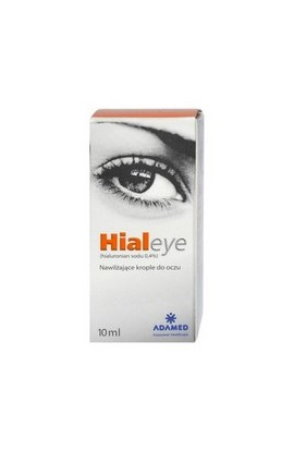 Adamed, HIALEYE 0,4%, 10ml