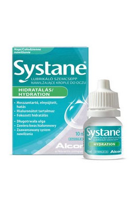 Systane balance is an ophthalmological remedy