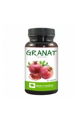Altermedica, Granat, 60 PCs
