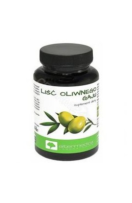 Altermedica, OLIVE LEAF, 60 PCs