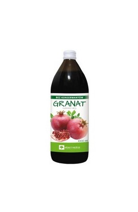 Altermedica, GRANAT Sok, 1000ml