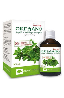 Altermedica, Oregano Forte, 30ml