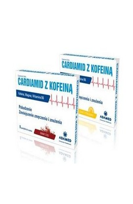 Adamed, CARDIAMID, 8 PCs